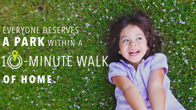 10-Minute Walk Campaign