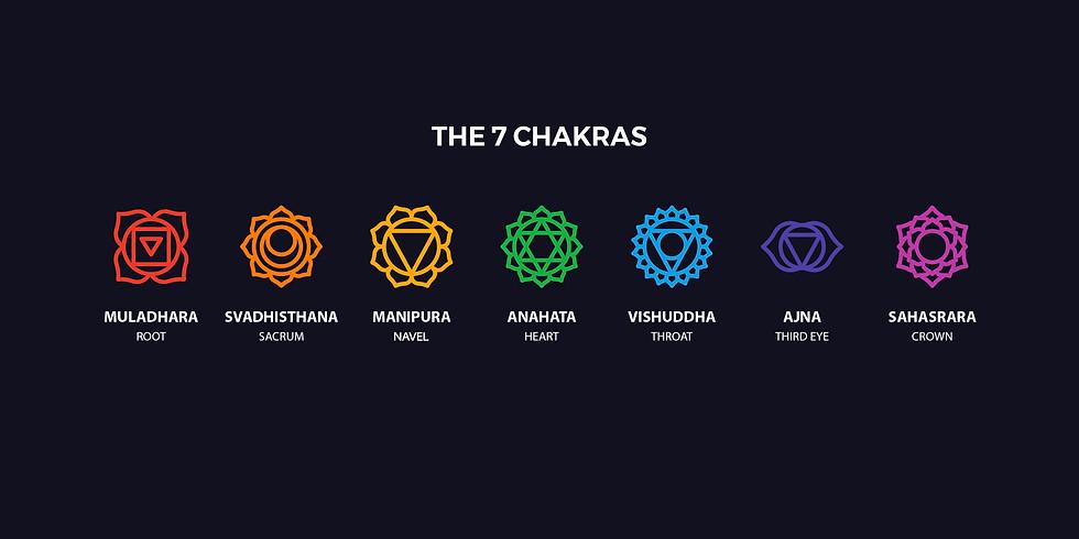 Chakra System Decoding