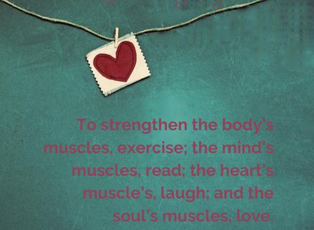 Strengthening Your Mind, Body, & Spirit