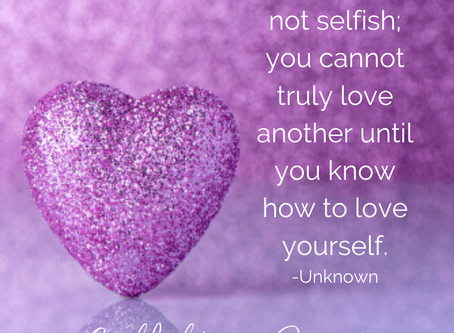 Know How to Love Yourself