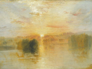 Turner and the Sun in Winchester