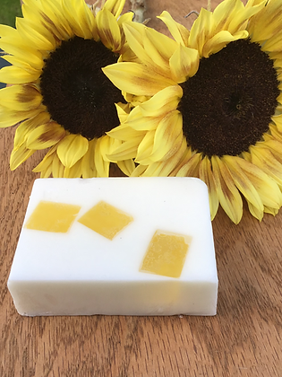 Bee Naked goats Milk Soap