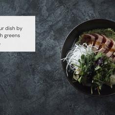 Japanese Food Recipe Video Editing Sample