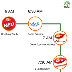 Social Media Post - Dabur 2