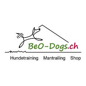 Mantrailing Thun BeO-Dogs Logo quadratis