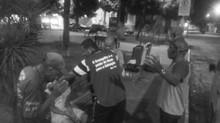 IMPACTO BÍBLICO COM O PROJETO SOPÃO DO AMOR SERVINDO MORADORES DE RUA