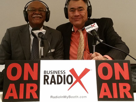 Booth 61 with Ricky Steele - Radio Interview