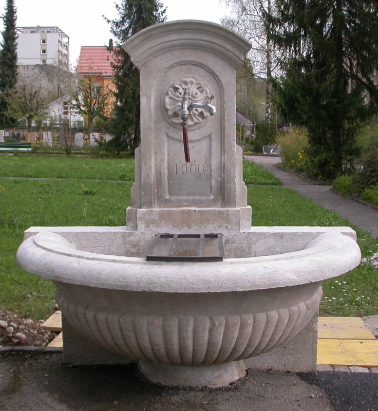 Brunnen NEU