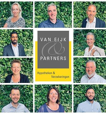 Groepsfoto Van Eijk & Partners