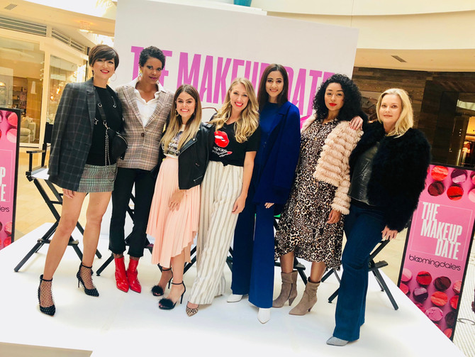 Bloomingdale's Kicks off Fall Fashion & Beauty with The Makeup Date