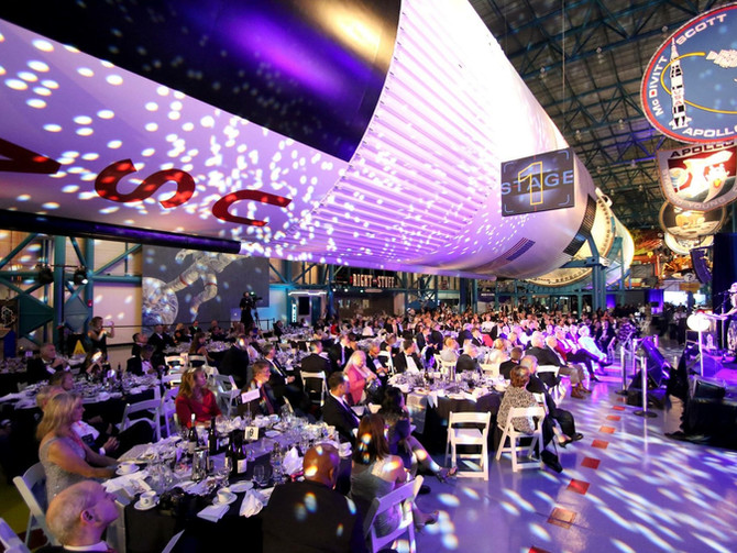 Apollo Gala Opens Countdown to 50th Anniversary of 1st Moon Landing