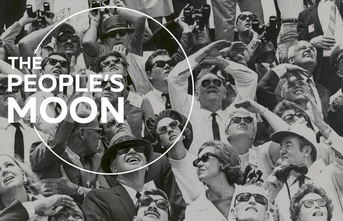 """The Peoples Moon"" Celebrates the 50th Anniversary of Apollo 11"