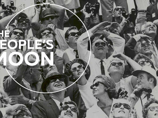 """""""The Peoples Moon"""" Celebrates the 50th Anniversary of Apollo 11"""