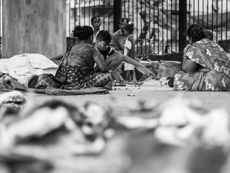 Recommitting to LNOB: Challenges of Urban poor in the covid-19 pandemic