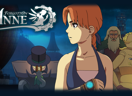 Forgotton Anne is now available on Android!