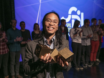Forgotton Anne received the Game of the Year at the Danish National Game Awards!