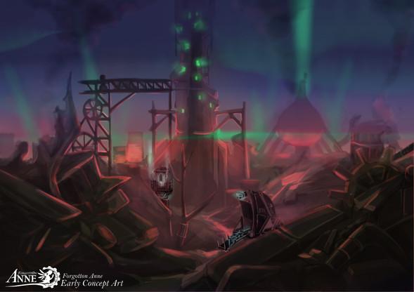 General Forgotten Lands