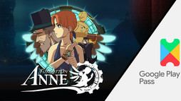 Forgotton Anne on Google Play Pass!