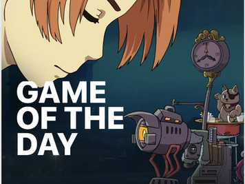 We're Game of the Day in Japan =)