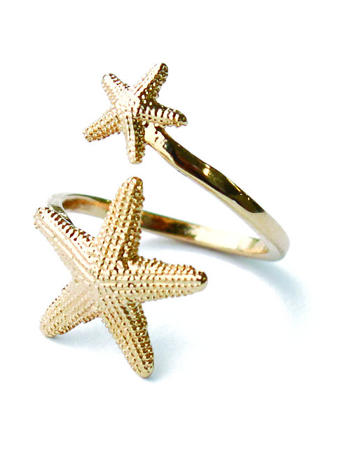 Star Fish(スターフィッシュ)リング