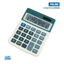 MILAN (ミラン)  カリキュレーター 40925 電卓 12桁表示