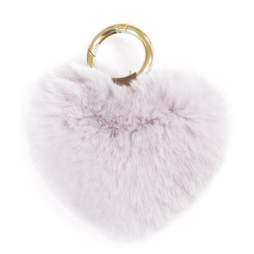 Heart Fur Charm(ハート ファー チャーム)