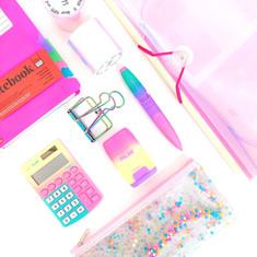 Girl's Stationery