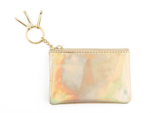 key chain small purse