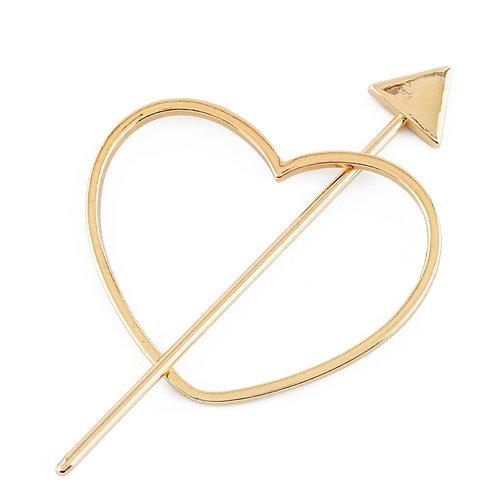 Shell stick / Star Fish stick / Love stick