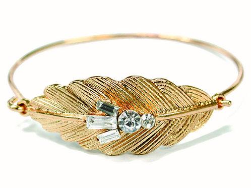 Feather Crystal(フェザークリスタル) ブレスレット