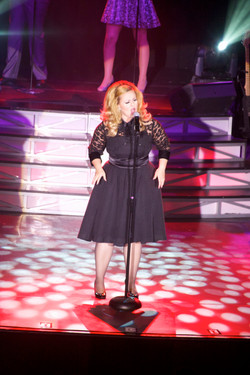 JC Brando as Adele live stage 10