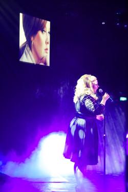 JC Brando as Adele live stage 2