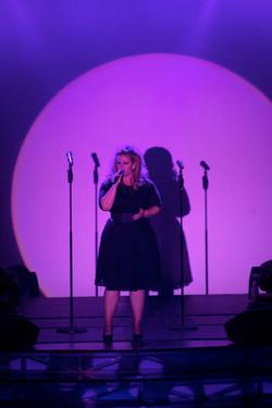 JC Brando as Adele live stage 5