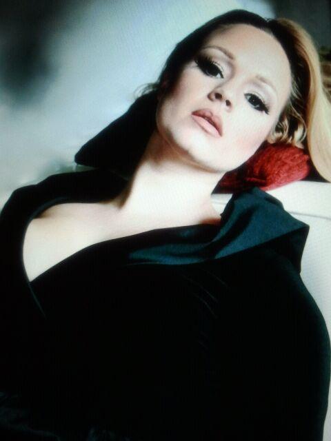 JC Brando as Adele retro recline 2