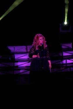 JC Brando as Adele live stage 7
