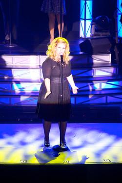 JC Brando as Adele live stage 8