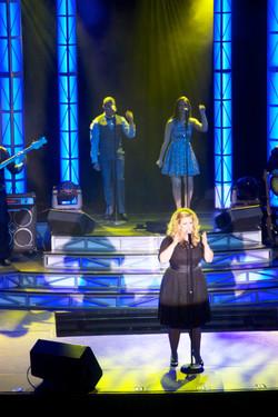 JC Brando as Adele live stage 12