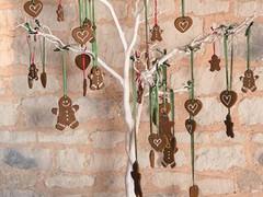 Gingerbread tree
