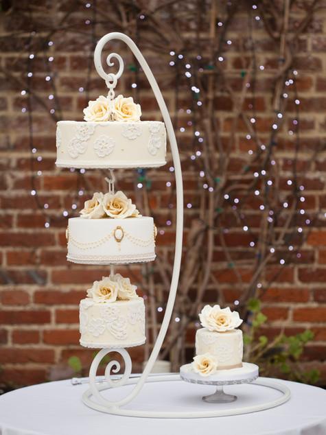 Northbrook Park Hanging cake