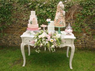 Farleigh House Desert table