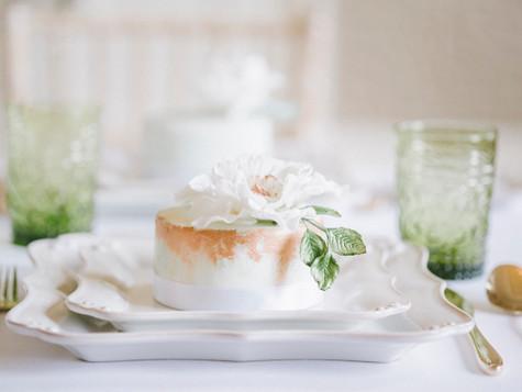 Luxury minicakes