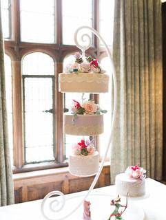Hanging cake ideas