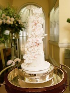 Claridges Wedding Cake