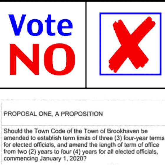 Why Brookhaven Must Vote No on Proposition One
