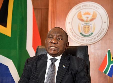 Cyril Ramaphosa | We need more journalists, not less