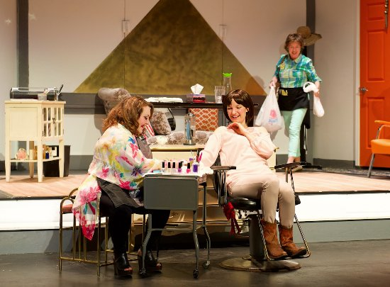 Steel Magnolias - Rubarb Productions