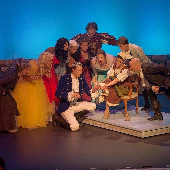 Cinderella - Rubarb Productions