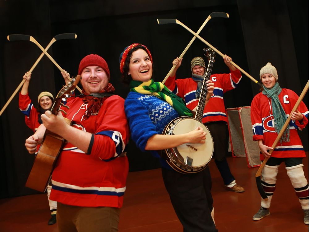 The Hockey Sweater - Sum Theatre