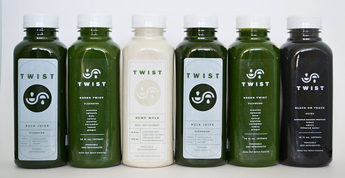 Level Three Cleanse (1 Day)
