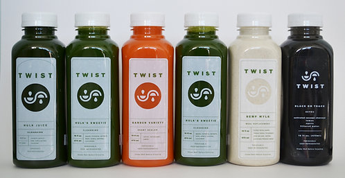 Level Two Cleanse (1 Day)